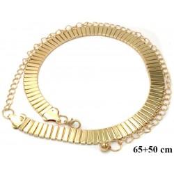 Pasek metalowy łańcuszek - FM13536