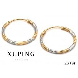 Kolczyki Xuping - MF2795