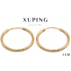 Kolczyki Xuping - MF2907