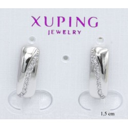 Kolczyki Xuping - MF4010-2