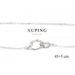 Łańcuszek rodowany Xuping - MF2979-2