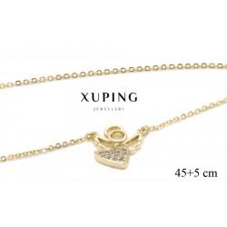 Łańcuszek pozłacany 18k Xuping - MF2978