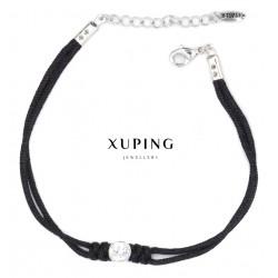 Bransoletka rodowana - Xuping - MF4152