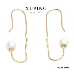 Kolczyki pozłacane 18k - Xuping - MF4300-1