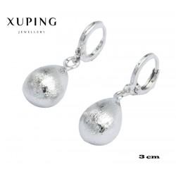Kolczyki rodowane Xuping - MF4281