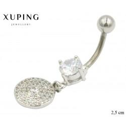 Kolczyki do pępka Xuping - FM14044