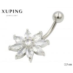 Kolczyki do pępka Xuping - FM14047