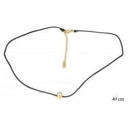 Naszyjnik ze stali chirurgicznej - FM10538N-2