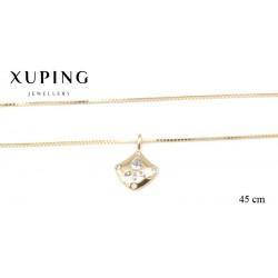 Naszyjnik pozłacany Xuping - MF2671
