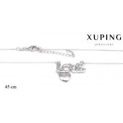 Naszyjnik rodowany Xuping - FM14178-1