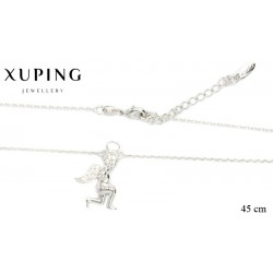 Naszyjnik rodowany Xuping - FM14058