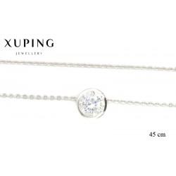Naszyjnik rodowany Xuping - FM12139