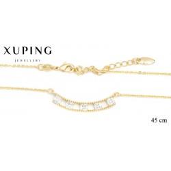 Naszyjnik pozłacany Xuping - FM14179