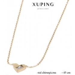 Naszyjnik ze stali chirurgicznej Xuping - MF4867