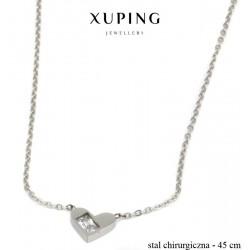 Naszyjnik ze stali chirurgicznej Xuping - MF4866