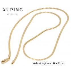 Naszyjnik ze stali chirurgicznej Xuping - MF4806