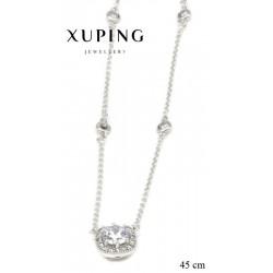 Naszyjnik rodowany Xuping - MF4800