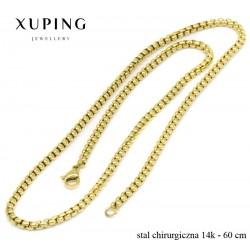 Naszyjnik ze stali chirurgicznej Xuping - MF4702
