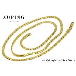Naszyjnik ze stali chirurgicznej Xuping - MF4701
