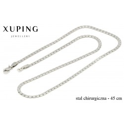 Naszyjnik ze stali chirurgicznej Xuping - MF4697