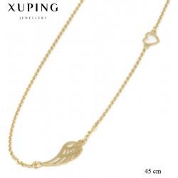 Naszyjnik ze stali chirurgicznej Xuping - MF4604