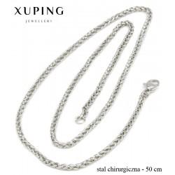 Naszyjnik ze stali chirurgicznej Xuping - MF4593
