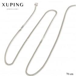 Naszyjnik rodowany Xuping - MF4450