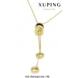 Naszyjnik ze stali chirurgicznej Xuping - MF4373