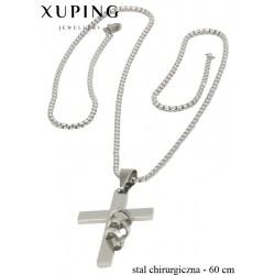 Naszyjnik ze stali chirurgicznej Xuping - MF3961