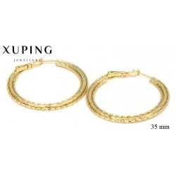 Kolczyki Xuping - MF4764