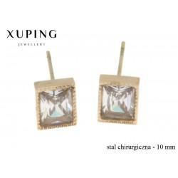 Kolczyki ze stali chirurgicznej Xuping - MF4539