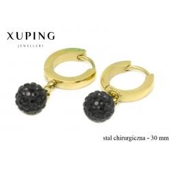 Kolczyki ze stali chirurgicznej Xuping - MF4751-1