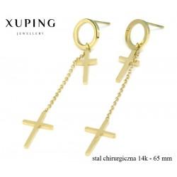 Kolczyki ze stali chirurgicznej Xuping - MF4602