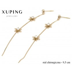 Kolczyki ze stali chirurgicznej Xuping - MF4540