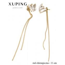 Kolczyki ze stali chirurgicznej Xuping - MF4535