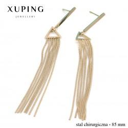 Kolczyki ze stali chirurgicznej Xuping - MF4534