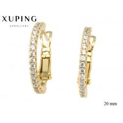 Kolczyki Xuping - MF4458