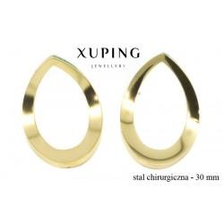 Kolczyki ze stali chirurgicznej Xuping - MF4369