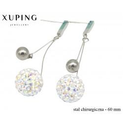 Kolczyki ze stali chirurgicznej Xuping - MF4529