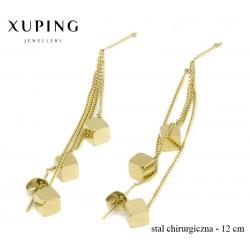 Kolczyki ze stali chirurgicznej Xuping - MF4372