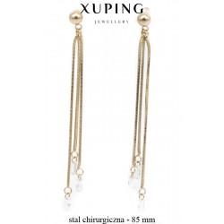 Kolczyki ze stali chirurgicznej Xuping - MF4537