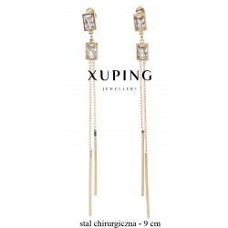 Kolczyki ze stali chirurgicznej Xuping - MF4352