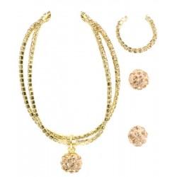 Komplet biżuterii - FM9494-2