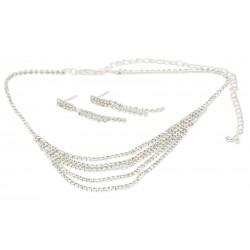 Komplet biżuterii - MF3076S