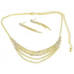 Komplet biżuterii - MF3076G