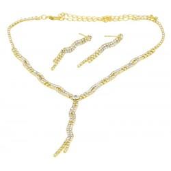 Komplet biżuterii - MF3072G