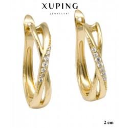 Kolczyki Xuping - MF5277