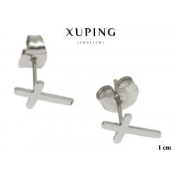 Kolczyki ze stali chirurgicznej Xuping - MF5322GS
