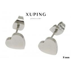Kolczyki ze stali chirurgicznej Xuping - MF2132GS