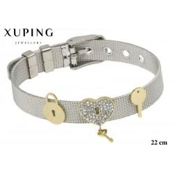 Bransoletka ze stali chirurgicznej Xuping - MF6098